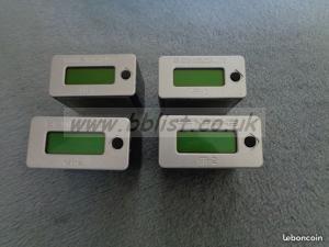 Denecke GR-2 Timecode TC generator