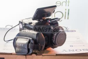 Sony FS100 Kit in Very Good Condition
