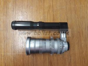 Angenieux 17- 68mm f/2.2 lens