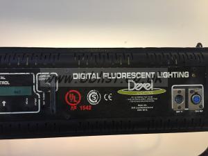 Dexel Fluorescent lights