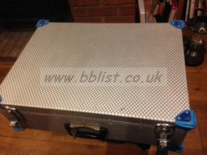 Ambient  Time Code  Bespoke  Flight Case by Case Design
