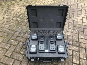 Cine 90 Battery Kit with Charger and Case