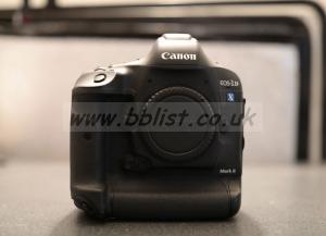 Canon 1D X mark II like new camera video 4K