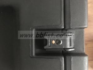 SKB 8U Rolling Rack Case, TSA Locks, Mint Condition.