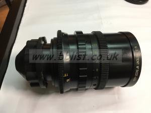 9.8mm Kinoptik f1.8 lens