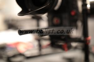 DJI Ronin MX gimbal for camera RED, Arri and reflex DSLR