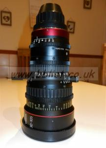 Superb Canon Zoom Lens CN-E 30mm - 105mm