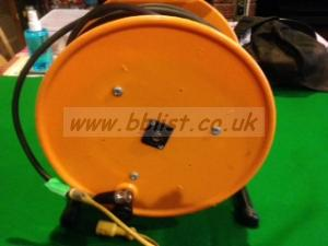 Video 30 Metre BNC Cable Drum X1