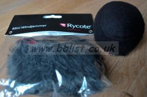 Rycote Baseball and Windjammer (19/20mm)