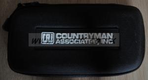 Countryman B6 microphone.
