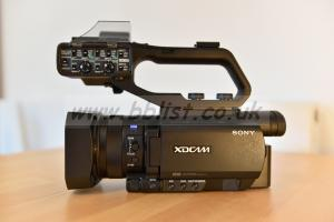 Sony PXW-X70 Professional Camcorder XDCAM, 4k enabled