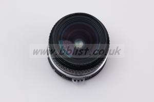 5 Lens Nikkor Prime Set