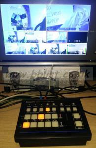 PANASONIC AW HS50 - HD/SD Live Switcher