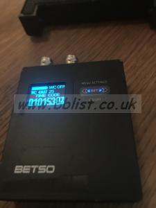 Betso SBOX-1N Timecode & Word Clock Generator