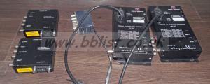 5x JVC/Faraday/Lynx SDI Video Converter units