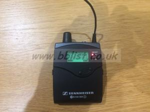Sennheiser G2 300 In ear monitor Receiver