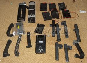 Lot of Broadcast Sony/Panasonic/Ikegami Camera Parts
