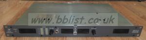 Wohler AMP1A-LP 1u Audio Monitoring Rack