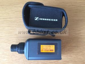 Sennheiser SKP 100 G3 Plug on Transmitter