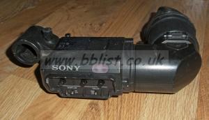 Sony DXF-801CE Pal Camera Viewfinder