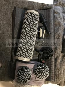 Audio Technica BP4025 Stereo Microphone with/without Blimp