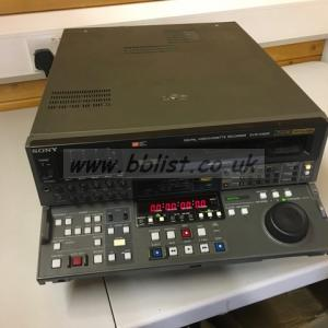 SONY DVW A500P 1750 DRUM HOURS