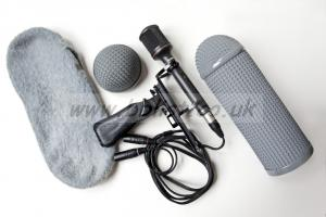 Sony ECM-MS5 stereo condenser microphone