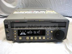 Sony J1 Betacam player