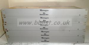 5x Murraypro De-Modulator Rack with 20 SDI Converters