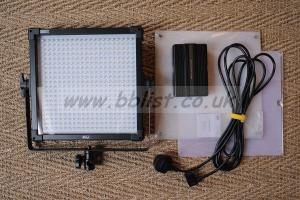 F&V K4000 Plus Daylight LED 1x1 Panel + Extras & QR Upgrade