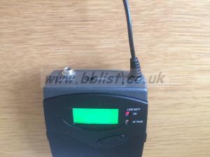 Sennheiser EW 100 G2 Transmitter