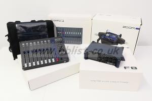 Zoom F8 Recorder + F8 controller + Bag