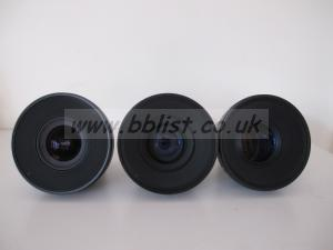 Zeiss CP2 Lenses 21mm/50mm/85mm MFT Fit