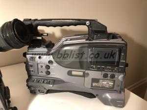 Sony PDW-530P Xdcam Camcorder+ one for spares