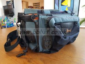 Sound devices 442 with Petrol bag
