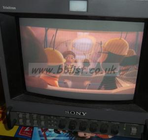 Sony PVM-9042QM 9inch Composite/YUV Video Monitor