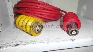 Triax Patch Panel and Cable Reel