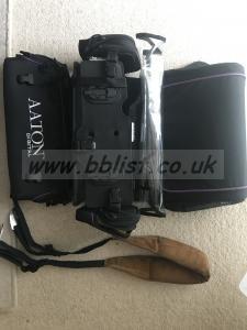 AATON DIGITAL Cantar X3 Bag