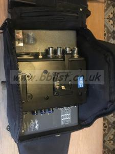 canatrans video UHF transmitter/receiver set
