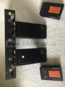 Audio Ltd RK3, 2 channels of RX 2 TX