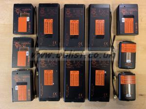 Audio Ltd 2040 - 6 Channel Ch 38 Radio Kit and Rack