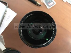 zeiss Highspeed lens MKI 12mm 1.3