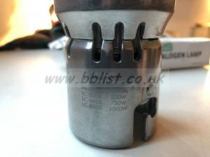 Lowel Rifa eXchange 1000 Watt Tungsten-Halogen Lamp Module