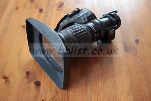 Canon HJ 11 x 4.7 B-IRSE Wide Angle lense