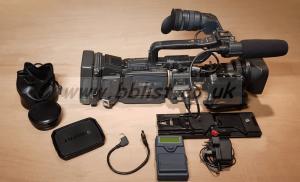 JVC GY-HD201E Professional HDV Camcorder