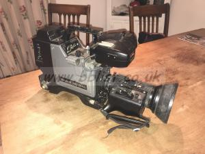 Ikegami HC340 camera  Spares/repair or Prop