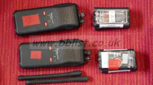 Walky Talky Motorola Radius SP50 VHF FM Band