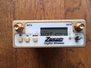 Zaxcom RX900S US Block 20