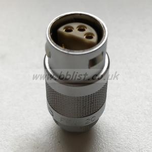 DPA Microdot Adapters Large 6 Pin Lemo