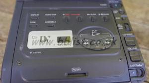 Sony Video Walkman GD900